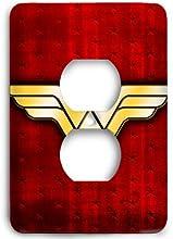 Wonder Woman Princess Outlet Cover