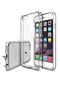 "Iphone 6 Crystal Clear Case (4.7"") Case Iphone 6s [Scratch Resistant] Telicase Tm Ultra Thin 0.3, Soft Fresh Transparent Case Cover (Clear)"