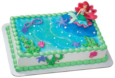 Buy Ariel Little Mermaid with Pearl Cake Kit