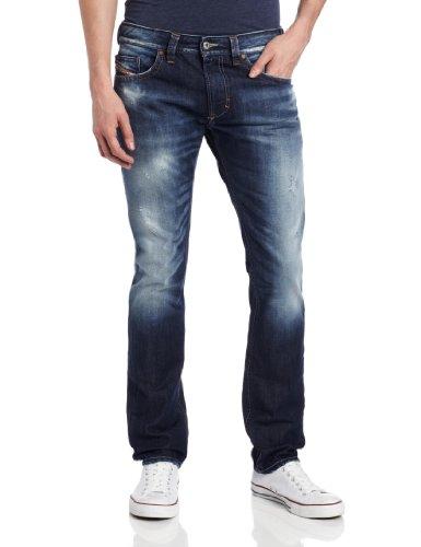 Diesel Men's Thavar Slim Skinny-Leg Jean 0810L by Diesel