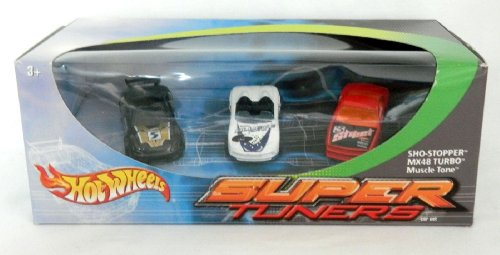 Hot Wheels Super Tuners Car Set - 1