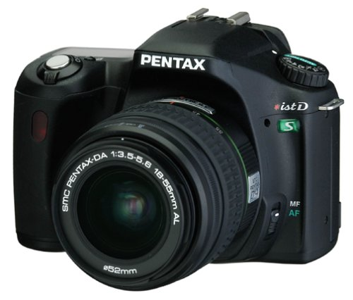 Pentax *ist DS (with 18-55mm Lens)