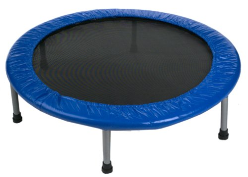 Pure Fun Kids Jumper 36 Quot Mini Trampoline With Handrail