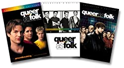 Queer as Folk Pack (Seasons 1, 2 & 3)