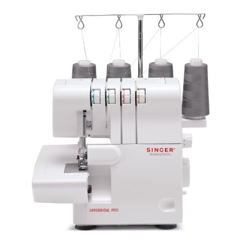 Read About SINGER 14SH654 Finishing Touch Sewing Machine