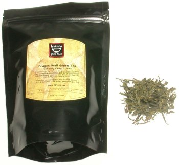 Dragon Well Green Loose Tea