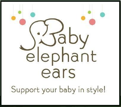 Imagen de Las orejas del elefante del bebé Apoyacabezas Almohada (Aves de Noruega)