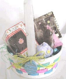 Easter Deluxe Chocolate Candy Gift Basket (Gourmet,Asher's Chocolates,Gourmet Food,Gourmet Gifts,Candy & Chocolate)