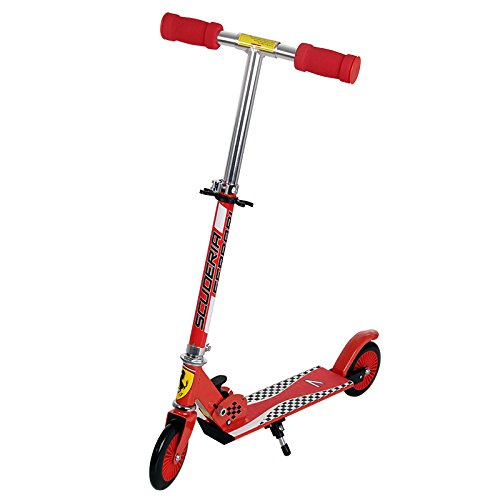 Ferrari Kids 2 Wheel Kick Scooter