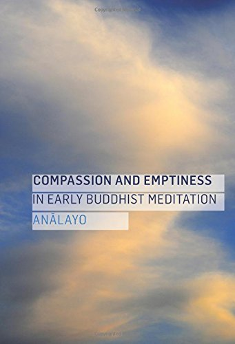 Compassion and Emptiness in Early Buddhist Meditation PDF
