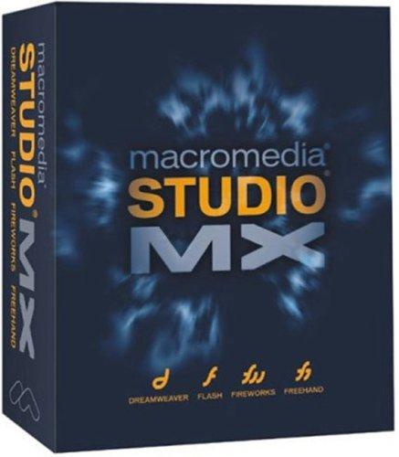 Studio MX 1.1 Student Boxed Edition Mac