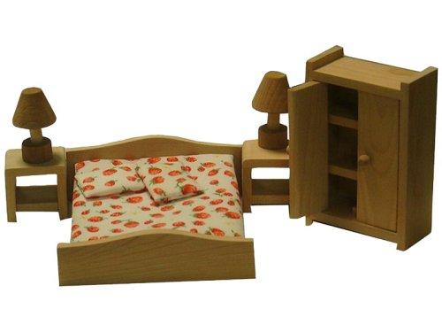 Mobili Per Casa Delle Bambole : Beluga mobili per camera da letto per casa delle bambole