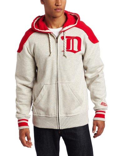 NHL Detroit Red Wings Classics Full Zip Fleece