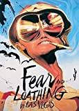 1art1 Poster Fear and Loathing in Las Vegas Johnny Depp Benicio Del Toro 91 x 61 cm Ohne Rahmen