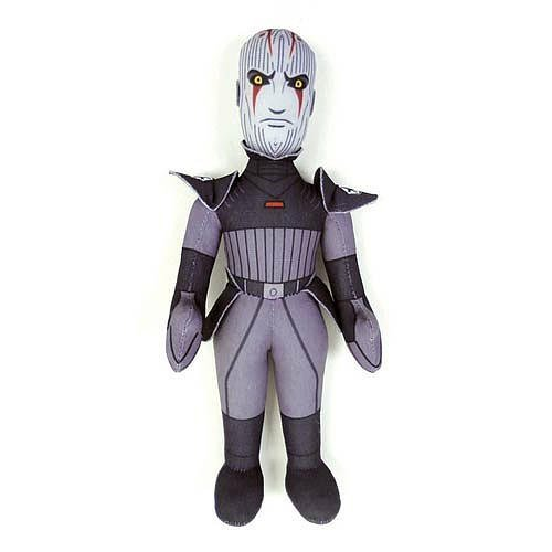 Star Wars Rebels Plush - Inquisitor