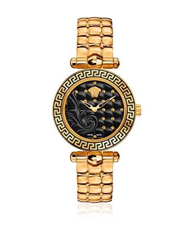 Versace Reloj con movimiento cuarzo suizo Micro Vanitas VQM050015  30 mm