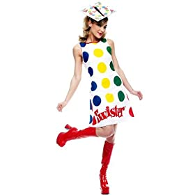 Twister Costume for adults