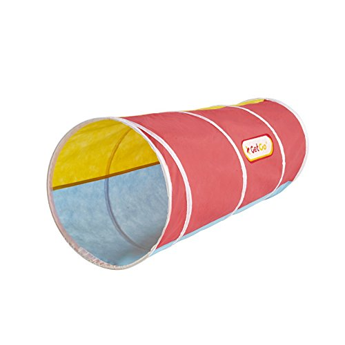GetGo Pop-Up Tunnel (Multi-Colour)