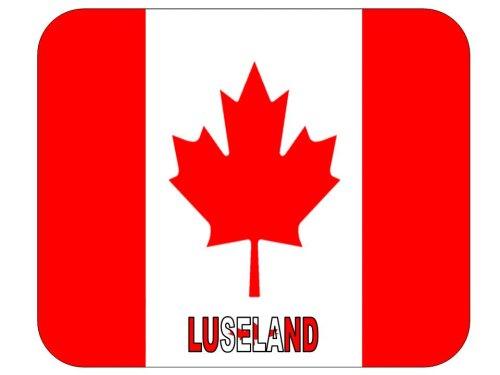 Luseland, Saskatchewan Mouse Pad