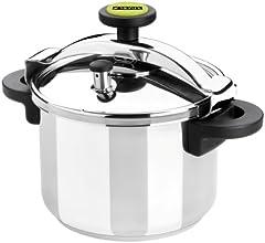 Monix Classica - Olla a presión tradicional de 10 litros
