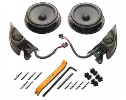 Focal Integration Ifvw Golf 6 Volkswagen Golf Mk6 Speakers Replacement Kit