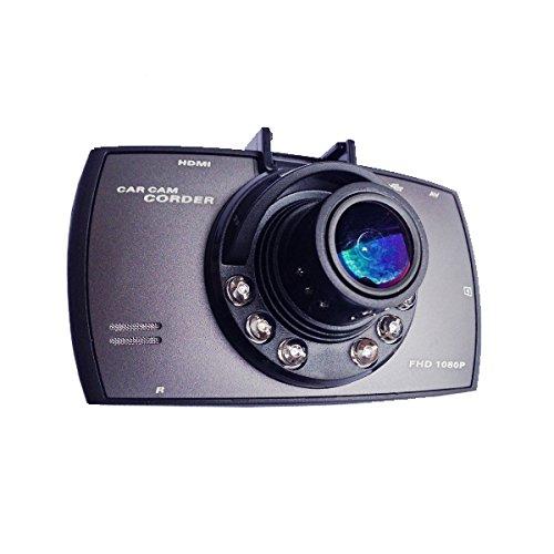 建木 ドライブレコーダー 日本語説明書 2.7液晶 1080P 駐車監視 IR暗視 Gセンサー 防犯カメラ 上書き D8