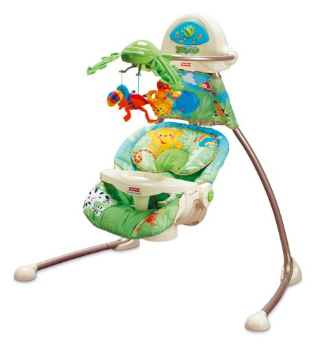 Fisher price baby gear k6077 for Altalena chicco amazon