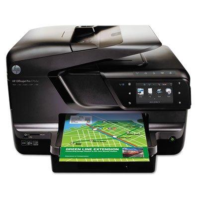 Officejet Pro 276dw Wireless Multifunction Inkjet Printer, Copy/Fax/Print/Scan