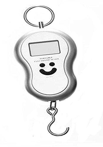 Vomo Portable Electronic Scale Silver