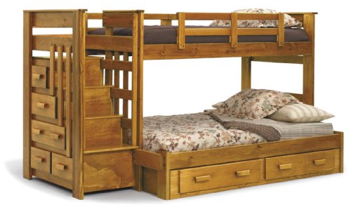 Boys Bunk Bed front-594154