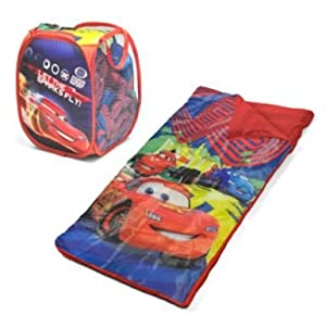 Cars Disney Cars Slumber Sleeping Bag with Bonus Hamper at Sears.com