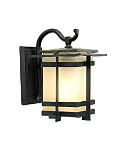 LightingCraft Transitional Style Small Tower Shape Square Down Wall