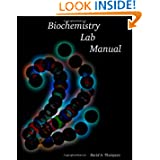 Biochemistry Lab Manual