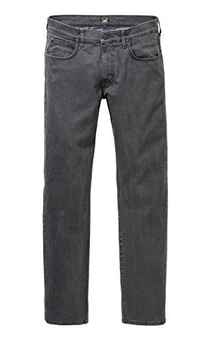 Lee - L719JDIN LUKE GREY SPARK, Jeans da uomo, Grau, 50 IT (36W/34L)
