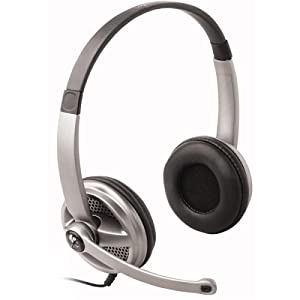 Logitech Premium Stereo Headset with Noise-Canceling Microphone
