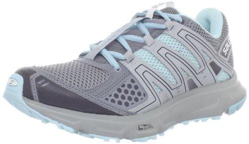 e66ca41ed323 Salomon Women s XR Shift Trail Running Shoe Pearl Grey Frosty Blue Light  Onix 11 M US