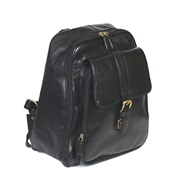 Scully Hidesign Laptop Backpack
