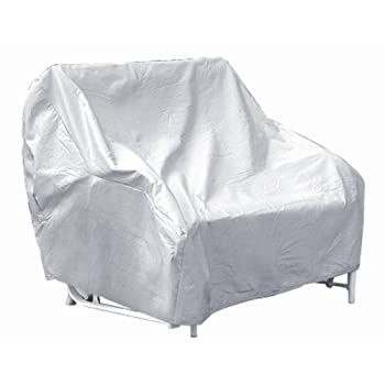 Protective Covers Weatherproof 2 Seat Glider Cover, Gray
