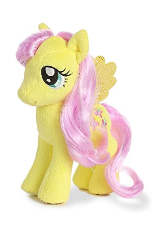 "Aurora World My Little Pony/Fluttershy Pony/6.5"" Plush"