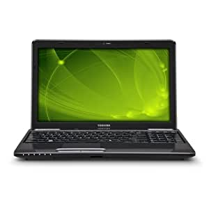 Toshiba Satellite L655-S5112 15.6-Inch LED Laptop (Fusion Finish in Helios Black)