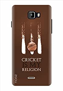 Noise Printed Back Cover Case for Micromax Canvas Nitro A311