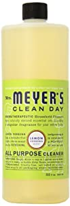 Mrs. Meyer's Clean Day All Purpose Cleaner, Lemon Verbena, 32 Ounce Bottle