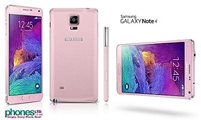 samsung note 4 pink