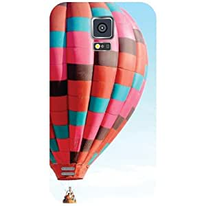 Samsung Galaxy S5 Back Cover - Parachute Designer Cases