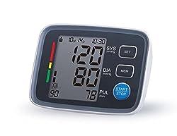 Arm Blood Pressure Pulse Monitors Health care Monitors Digital Upper Portable Blood Pressure Monitor meter sphygmomanometer,FDA Certified