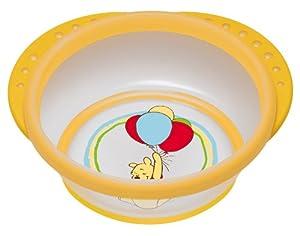 NUK Disney Easy Learning - Cuenco con tapa para aprender a comer (asas y base antideslizantes, sin BPA) por NUK