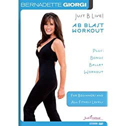 Just B Live - Ab Blast Plus Bonus Ballet Workout