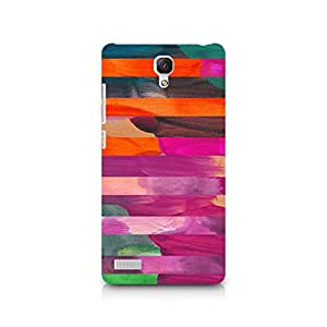 TAZindia Printed Hard Back Case Cover For Xiaomi Redmi Note
