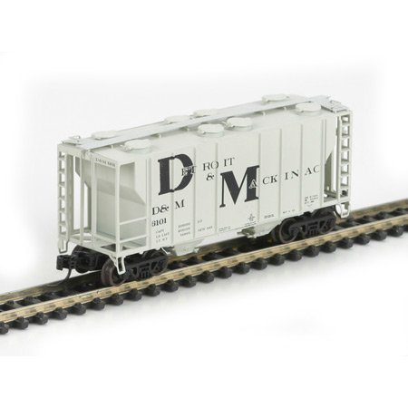 Athearn N Rtr Ps2 2600 Covered Hopper Dm 1 Ath12007
