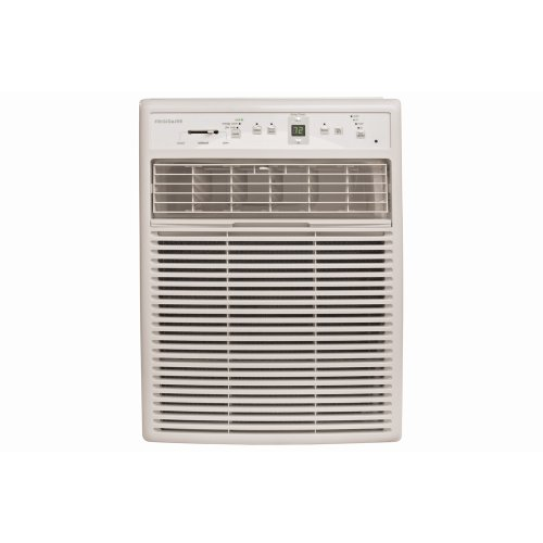 Frigidaire FRA123KT1 12,000 BTU Window-Mounted Slider/Casement Room Air Conditioner